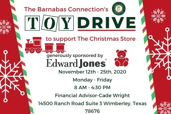 Edward Jones Toy Drive