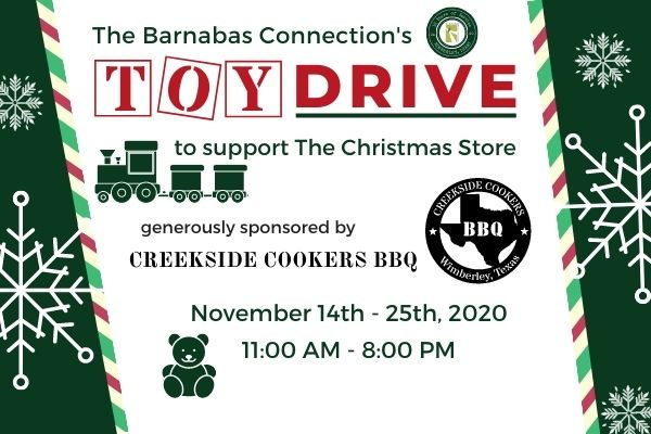 Creekside Toy Drive